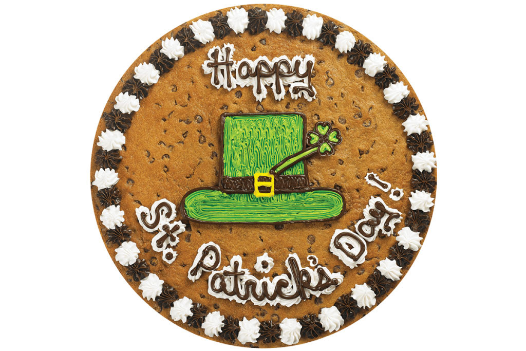 Cookie Cakes With Designs